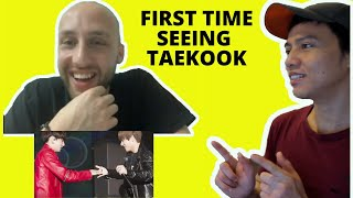 Baixar BTS (방탄소년단) — taekook moments i think about a lot | BTS taekook or vkook Moments | REACTION VIDEO