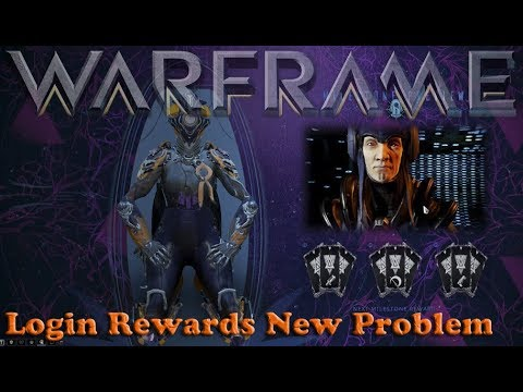 Warframe - Login Rewards New Problem