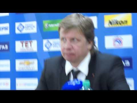 Пресс-Конференция: Анатолий Емелин и Евгений Попихин