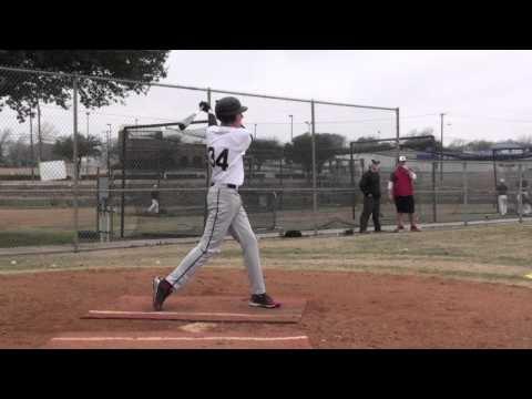 Jake Gibbs - Hitting - www.PlayInSchool.com
