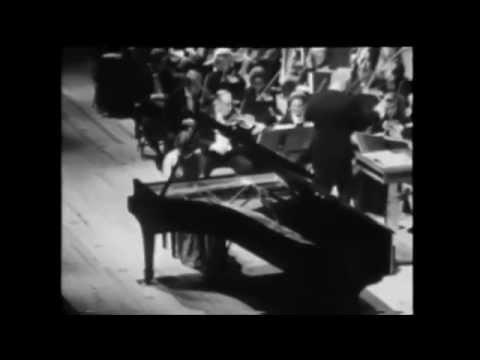 Cristina ORTIZ - III Van Cliburn International Piano Competition - 1969