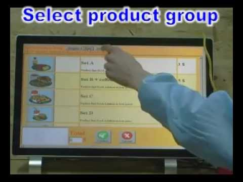 Case Study Self Service Food Ordering System Demo Using