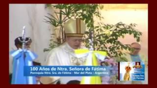 Mons. Antonio Marino - Centenario de las Apariciones de Nuestra Señora de Fátima
