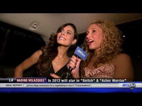 Nadine Velazquez tells her Backseat Confessions to AXSLive