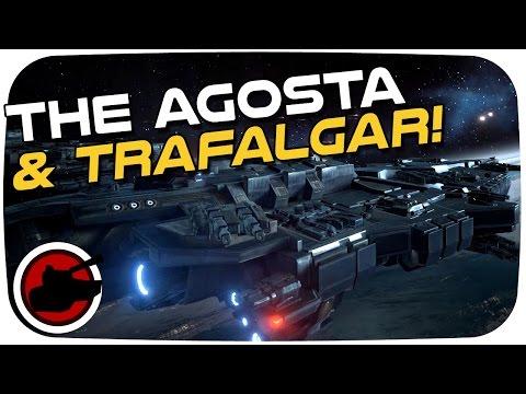 Dreadnought ► The Agosta & Trafalgar! - Dreadnought Beta Gameplay