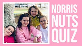 NORRIS NUTS QUIZ | Quiz Me