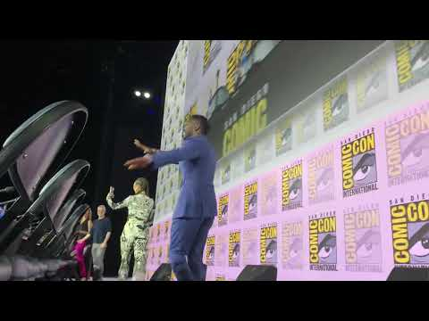 Star Trek Discovery Cast Panel At San Diego Comic Con 2019 Vlog 1