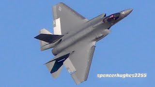 2020 F-35C Demo & Legacy Flight NAF El Centro