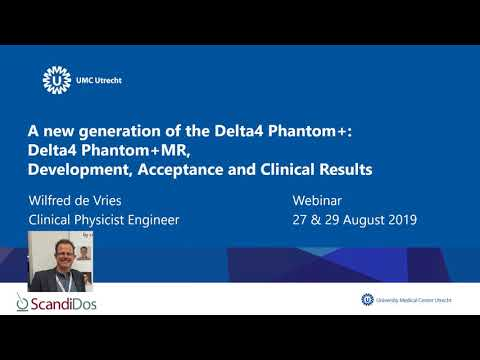 Delta4 Phantom+ MR: Development, Acceptance and First Clinical Results