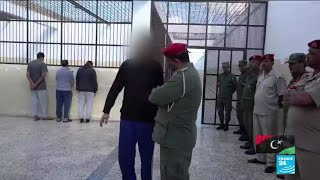 Exclusive: Inside Libya's notorious Gernada prison, home to radical Islamists