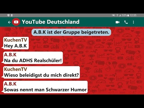 A.B.K vs. KuchenTV 😱😲 | YouTube Deutschland Chat | Folge 9
