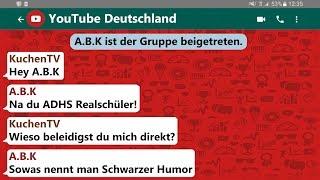 A.B.K vs. KuchenTV 😱😲