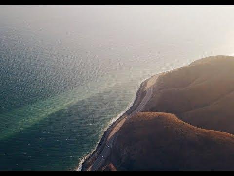 Flying Through Malibu
