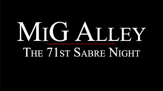 DCS World - MiG Alley: The 71st Sabre Night