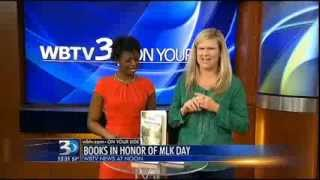 Books Honoring MLK Day   Arden McLaughlin   WBTV 3 News, Weather, Sports, and Traffic for Charlotte, Thumbnail