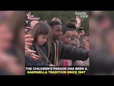 Gasparilla Children's Parade | Taste and See Tampa Bay