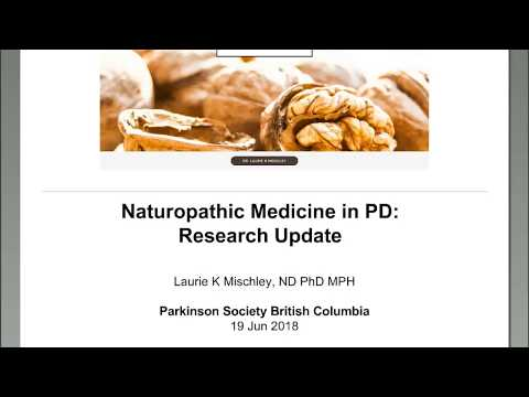 Naturopathic Medicine Research Updates