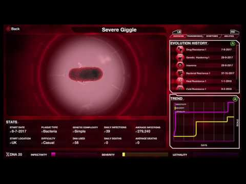 Plague Inc Evolved: Taking over the world with Giggles and Gas
