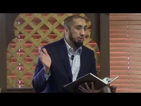 Speak Up! Make a Difference - Nouman Ali Khan