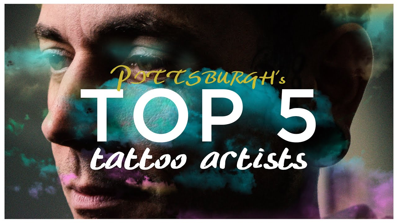Pittsburgh's Top 5 Tattoo Artists | Chris Churchfield