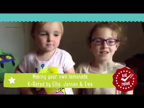 Making Our Own Lemonade K-Rated by Ellie, Jensen & Evie