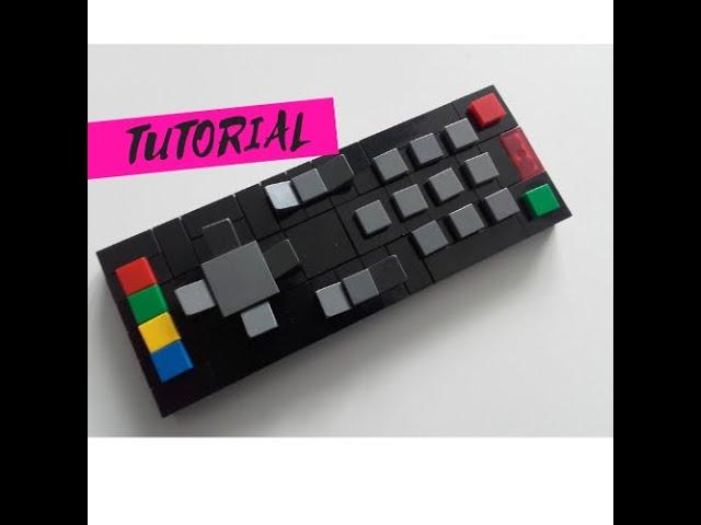 LEGO Fernbedienung - Tutorial