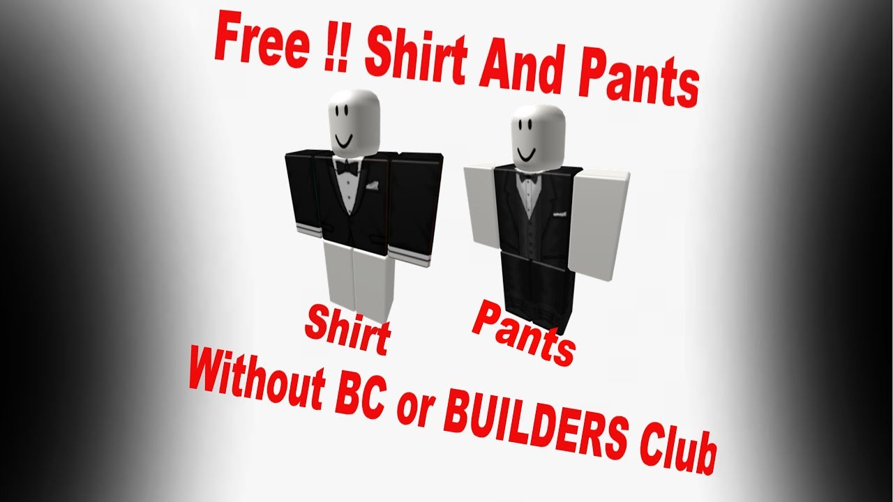How To Get Free Shirts On Roblox Without Builders Club