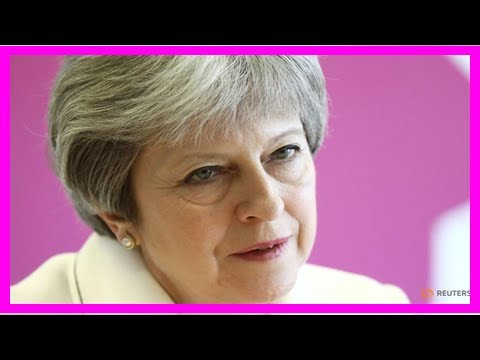Breaking News | May regrets British role over anti-gay laws in former colonies