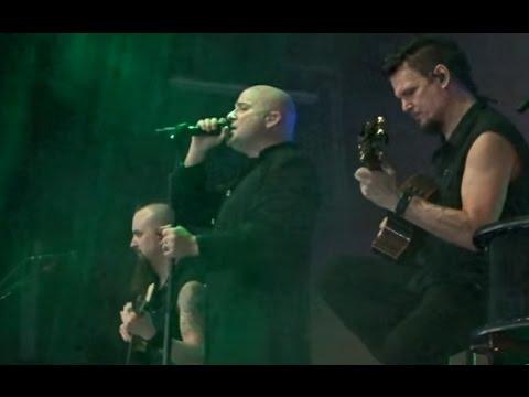 Disturbed full Russia show posted - Mark Slaughter new solo album - Echelon new video!