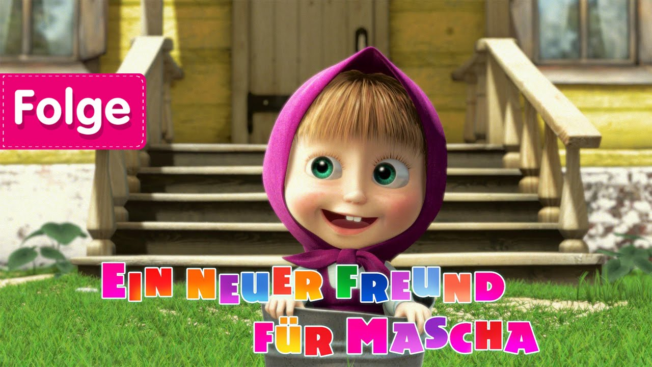 Mascha Welt Rotschopf