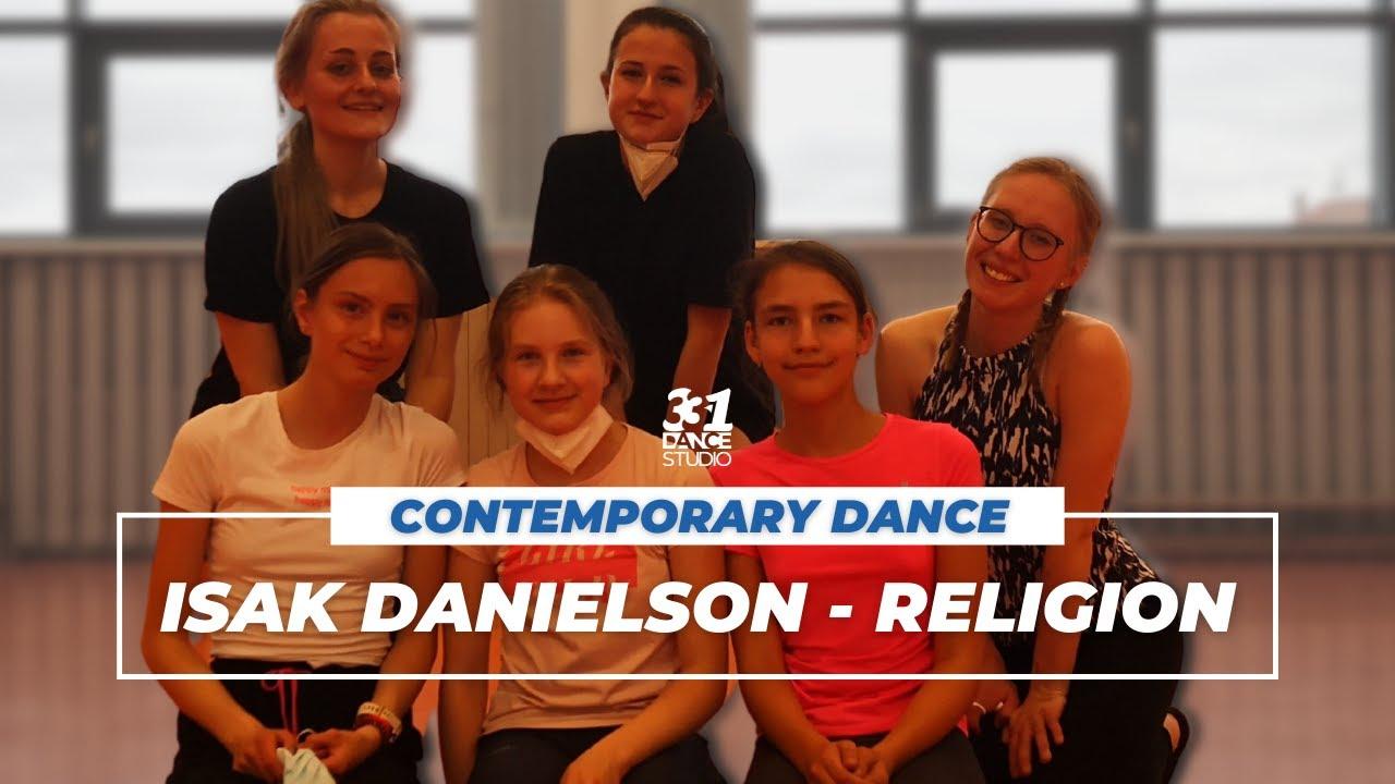Isak Danielson  - Religion   Contemporary Dance   331 Dance Studio Olomouc