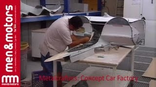 Metalcrafters: Concept Car Factory