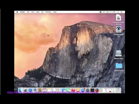 How To Uninstall FontExplorer X Pro 6 On Mac