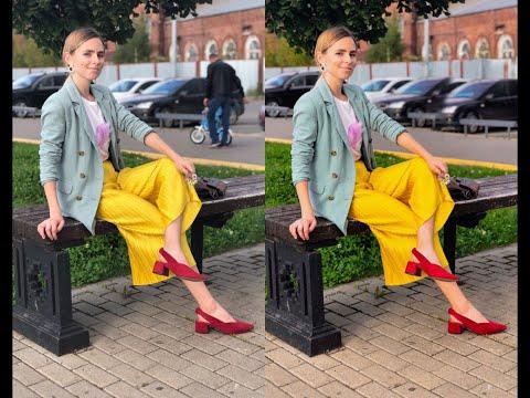 Убрать лишнее с фото Обработка  Snapseed