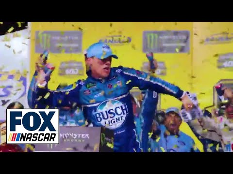 Winner's Weekend: Kevin Harvick - Kansas | NASCAR RACE HUB
