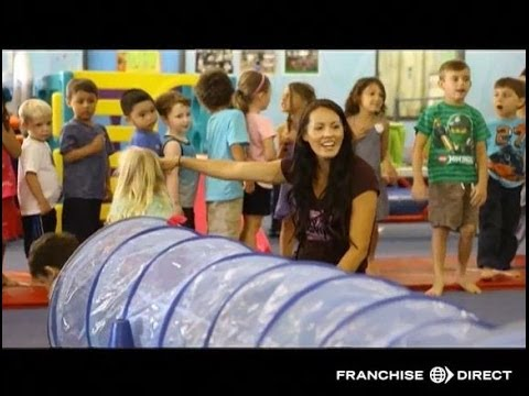 My Gym Children's Fitness Center Franchise Video