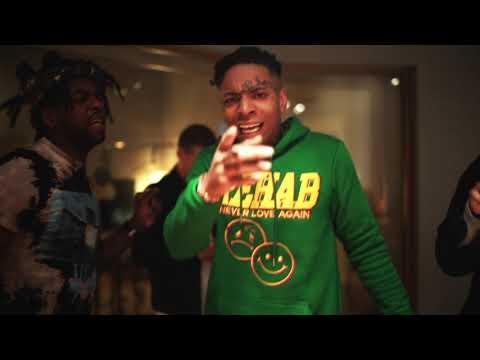 """So Slime"" - Hidoraah ft. Dolly White, Lil Gotit, Yak Gotti, B Slime, Slimelife Shawty & Unfoonk"