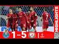 Highlights: FC Porto 1-5 Liverpool | Salah, Mane & Firmino hit five in Portugal