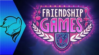 Equestria Girls : Friendship Games - Right There In Front of Me [MP3]