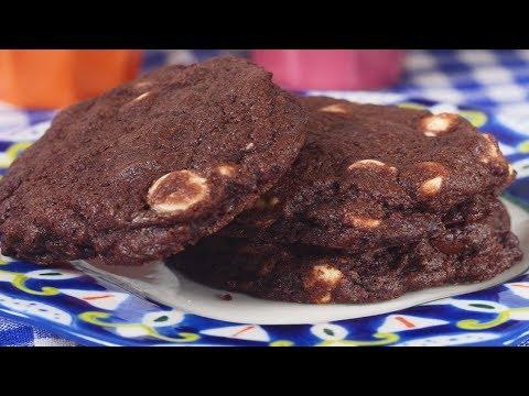Chocolate Cookies Recipe Demonstration - Joyofbaking.com