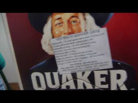 Unboxing Cheap Quaker Oats Old Fashioned 4.52 Kg From Lazada
