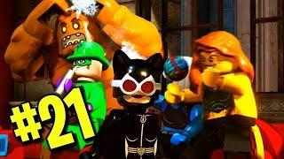 MOCNE WEJŚCIE LEGO DC Super-Villains - LEGO DC SUPER ZŁOCZYŃCY | BROT