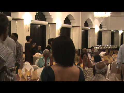 panchalingam golden anniversary; the attendance