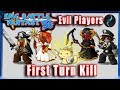 Defeating All Evil Players In First Turn (Epic Difficulty) || Epic Battle Fantasy 5