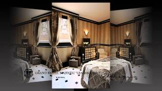 Le Suite - Grand Hotel Majestic Bologna - Hotel 5 Stelle Lusso Bologna - Hotel 5 stars Luxury Italy
