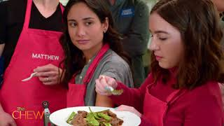 Part 1: Stir Fry - 2018 Culinary Voice Scholarship Competition | The Chew