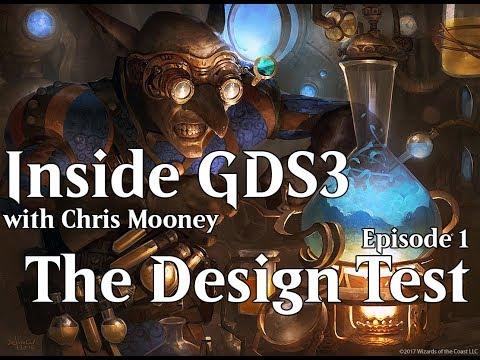 Inside GDS3 - The Design Test