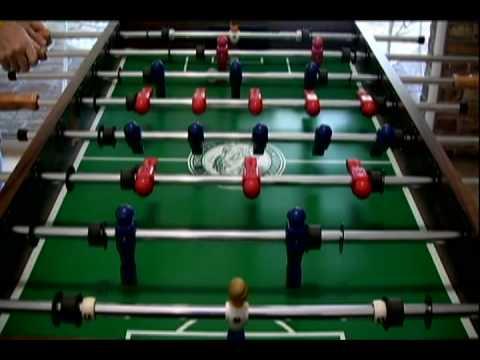 Desafío de Futbolito. US Embassy Montevideo ebe8a13baf514