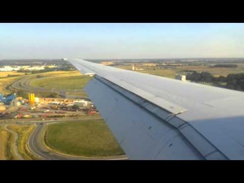 Bulgarian Air Charter landing in Berlin-Schönefeld