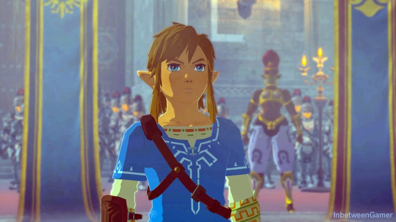 Zelda Breath Of The Wild The Champions Ballad Dlc All Lost Memories Youtube